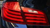 2014 BMW 530d M Sport Review taillight left