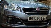 2014 Fiat Linea diesel Review front fascia image