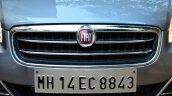 2014 Fiat Linea diesel Review grille