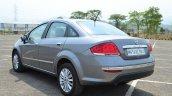2014 Fiat Linea diesel Review rear quarter
