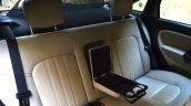 2014 Fiat Linea diesel Review rear seat
