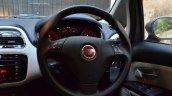 2014 Fiat Linea diesel Review steering