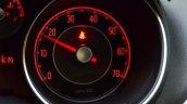 2014 Fiat Linea diesel Review tachometer