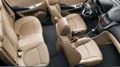 2014 Hyundai Verna facellift China interior studio image
