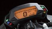 2014 Kawasaki Z250 SL press shots cluster