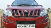 2014 Mahindra XUV500 Review bonnet