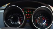 2014 Mahindra XUV500 Review cluster