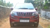 2014 Mahindra XUV500 Review front