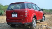 2014 Mahindra XUV500 Review rear quarter