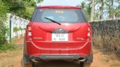 2014 Mahindra XUV500 Review rear