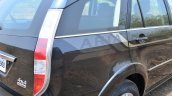 2014 Tata Aria Review decals