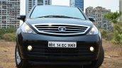2014 Tata Aria Review front fascia