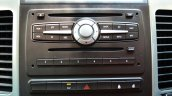 2014 Tata Aria Review music system