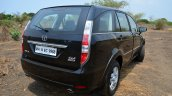 2014 Tata Aria Review rear profile image