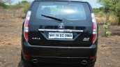 2014 Tata Aria Review rear