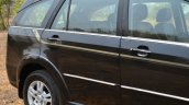 2014 Tata Aria Review side body decals