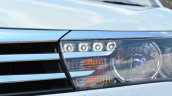 2014 Toyota Corolla Altis Diesel Review LED lights