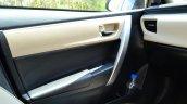 2014 Toyota Corolla Altis Diesel Review door inserts