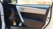 2014 Toyota Corolla Altis Diesel Review door trim