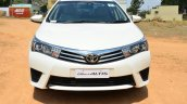 2014 Toyota Corolla Altis Diesel Review front
