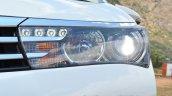 2014 Toyota Corolla Altis Diesel Review headlights