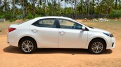 2014 Toyota Corolla Altis Diesel Review side