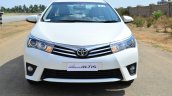 2014 Toyota Corolla Altis Petrol Review front