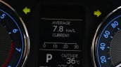 2014 Toyota Corolla Altis Petrol Review fuel efficiency