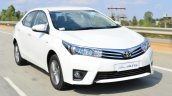 2014 Toyota Corolla Altis Petrol Review