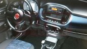 2015 Fiat Uno dashboard leaked image