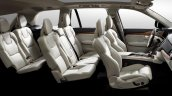 2015 Volvo XC90 cabin layout press image