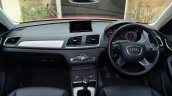 Audi Q3S Review cabin