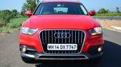Audi Q3S Review front