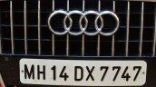 Audi Q3S Review grille