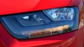 Audi Q3S Review headlamp