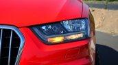 Audi Q3S Review headlight