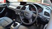 Audi Q3S Review interiors