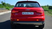 Audi Q3S Review rear angle