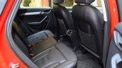 Audi Q3S Review rear seat legroom