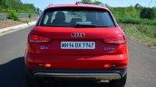Audi Q3S Review rear