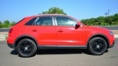 Audi Q3S Review side