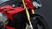 BMW S1000R press image forks