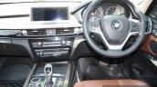 BMW X5 cockpit