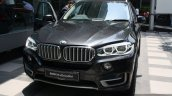 BMW X5 front three quarter
