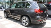 BMW X5 rear three quarter
