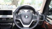 BMW X5 steering