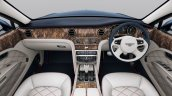 Bentley Mulsanne 95 interior press shot