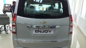 Chevrolet Enjoy 1st Anniversary Edition rear