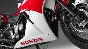 Honda CBR300R cowl press image