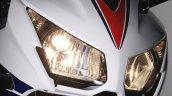 Honda CBR300R headlamp press image